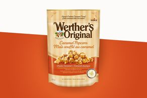 2018: Werther's Original Caramel Popcorn is Now Available in Canada!